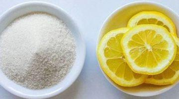 ceretta zucchero e limone