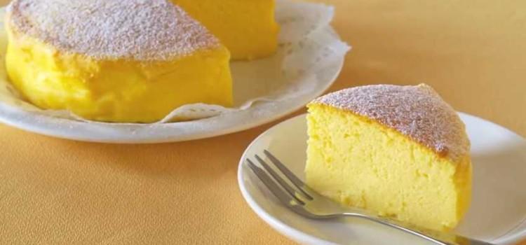 torta giapponese tre ingredienti