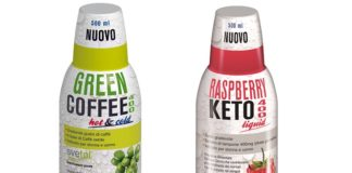 dietalinea green coffe raspberry keto