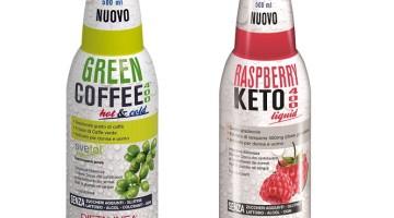 dietalinea green coffe raspberry keto