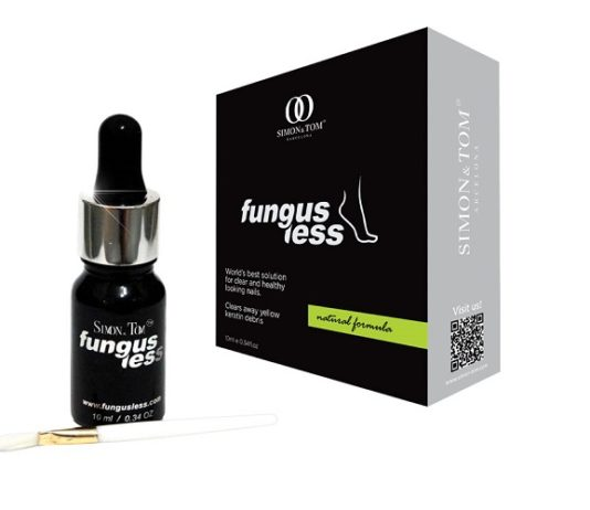 FungusLess trattamento micosi unghia