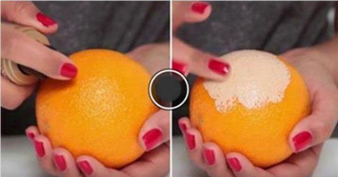 metodo arancia fondotinta