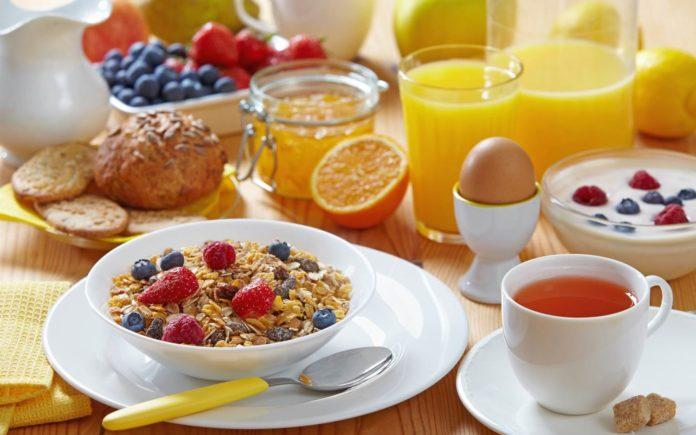 colazione perfetta