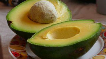maschere avocado