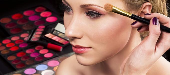 minimal make up