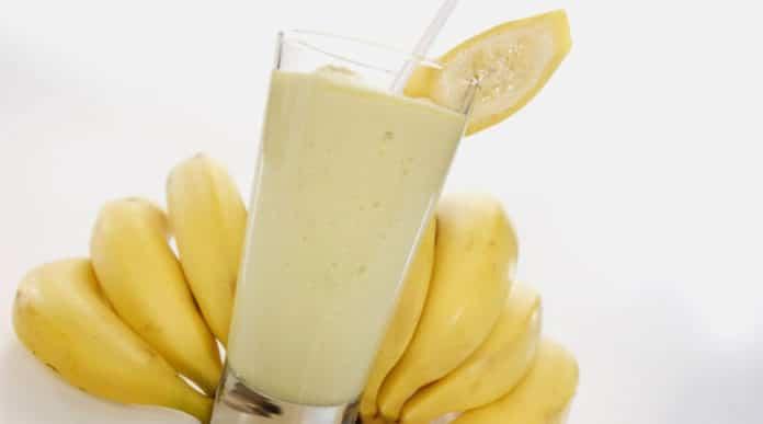 latte banana
