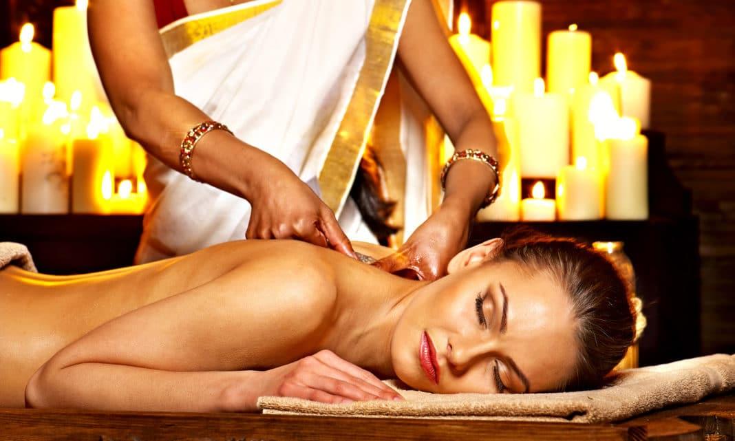 massaggio ayurvedico
