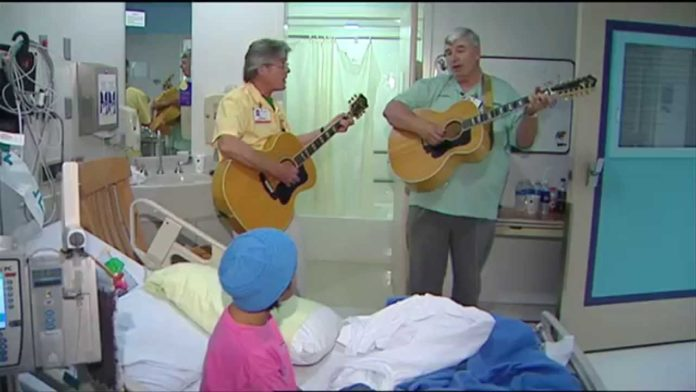 musicoterapia ospedale