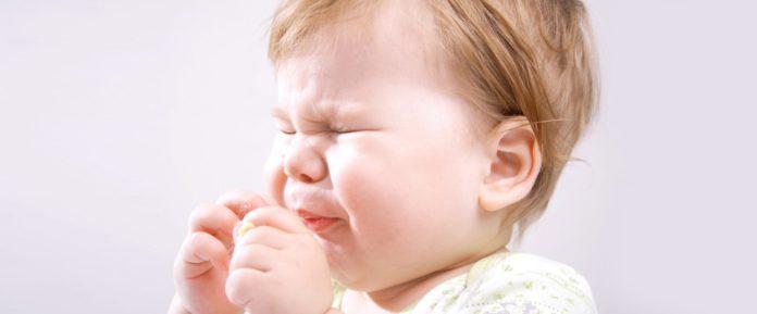 tosse bambino