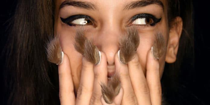 unghie pelose