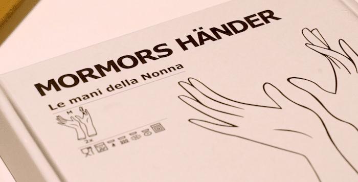 mani della nonna