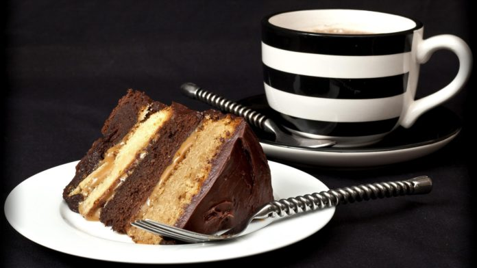 torta fondi caffe