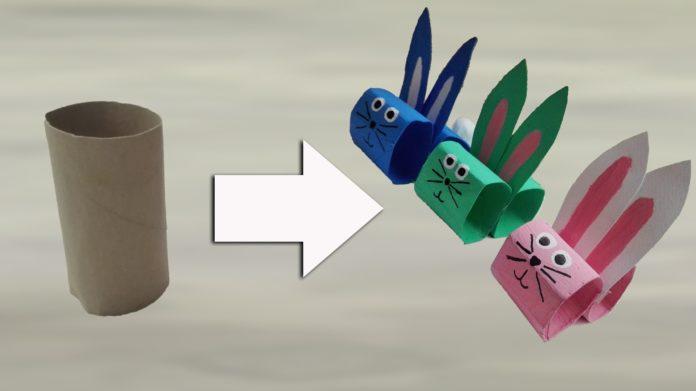 Rotoli Di Carta Igienica Riciclo : Idee originali per riciclare i rotoli di carta igienica vivo