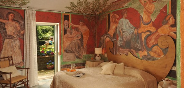 camere villa clementina