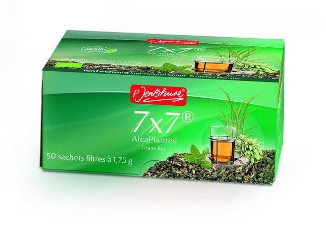 7x7 tisana