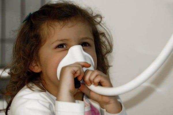 aerosol bambini