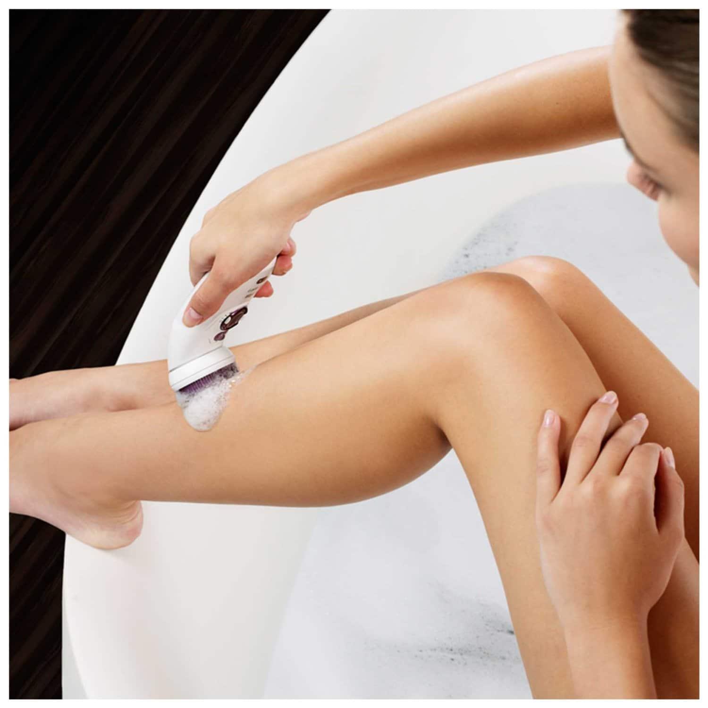 Braun silk-epil skin spa