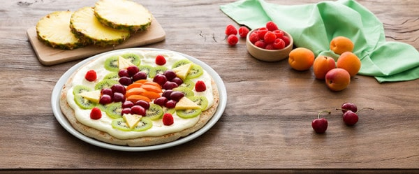 fruitpizza galbani