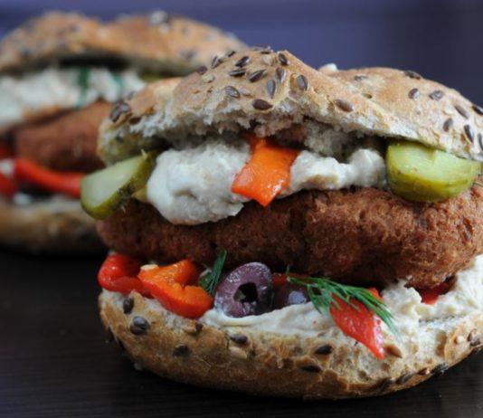 burger di verdure