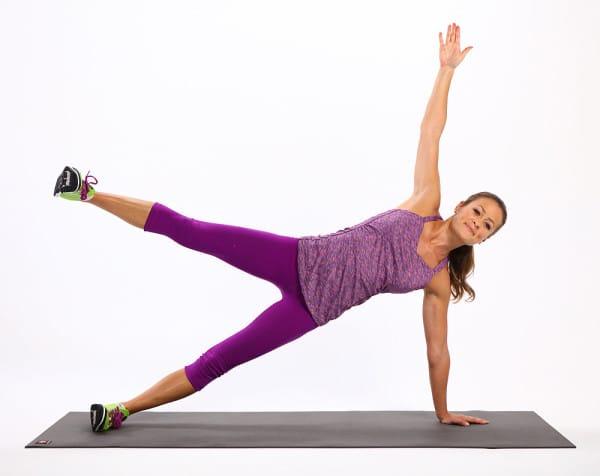 esercizi-addome-gambe-plank