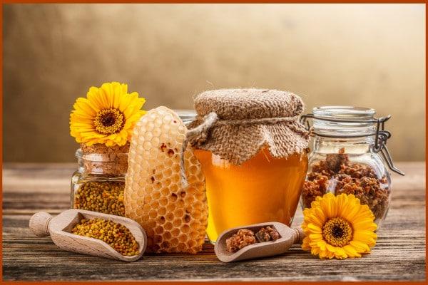 miele cibo no scadenza