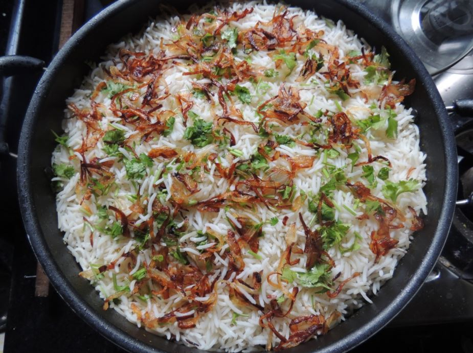 cucinare riso basmati