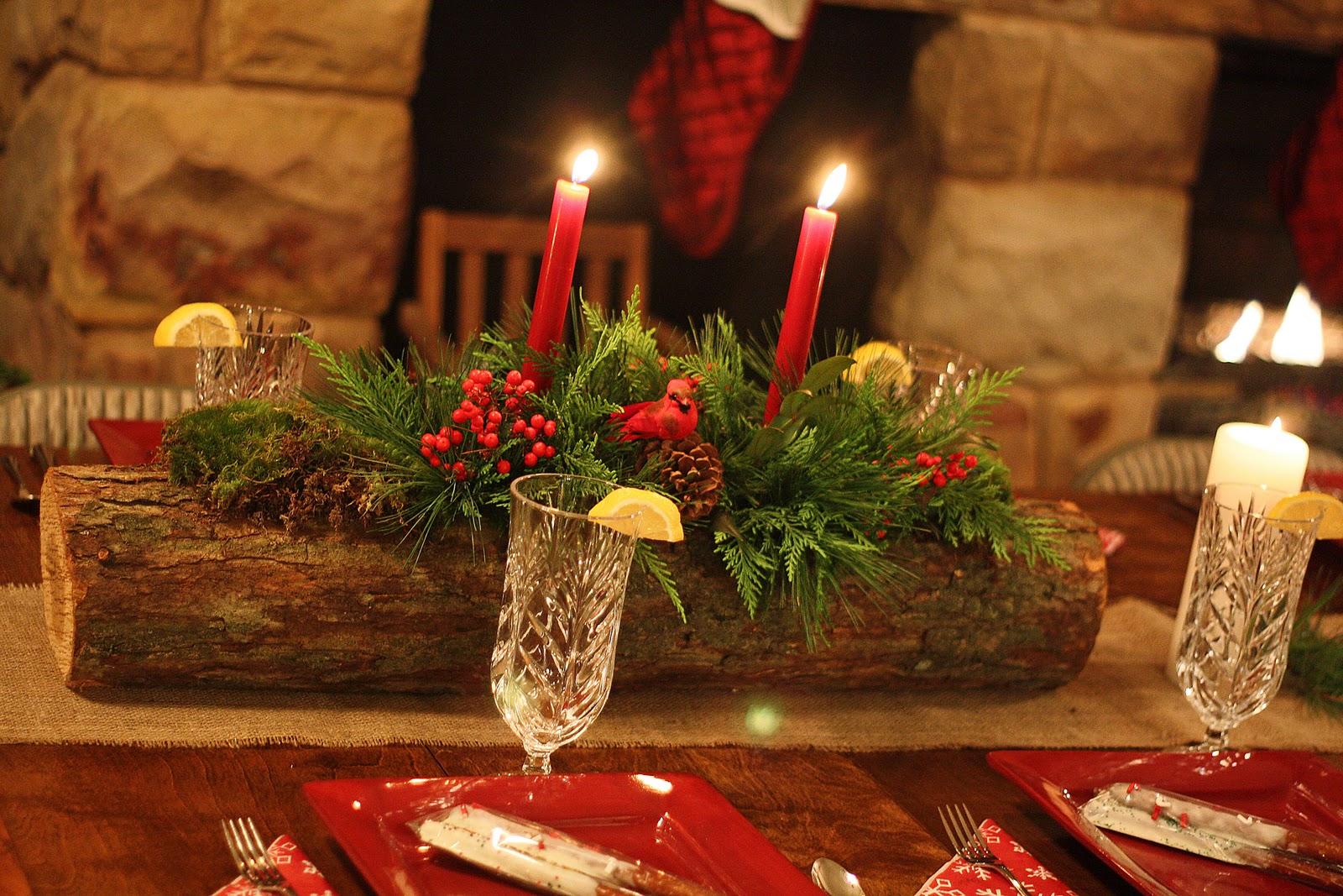 Sedie Decorate Per Natale : Idee originali per decorare la tavola a natale vivo di