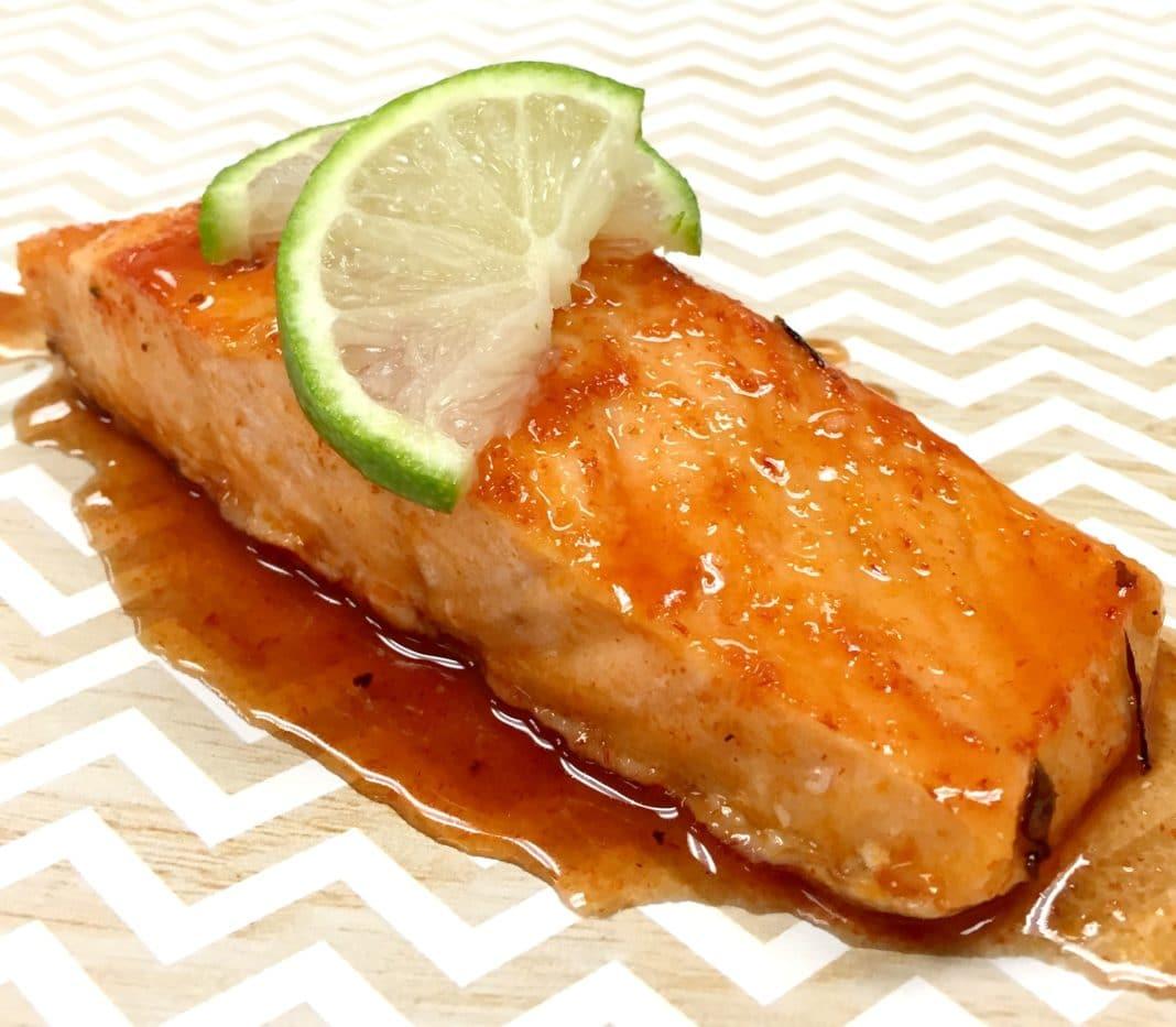 salmone-lime-e-melograno-ricetta
