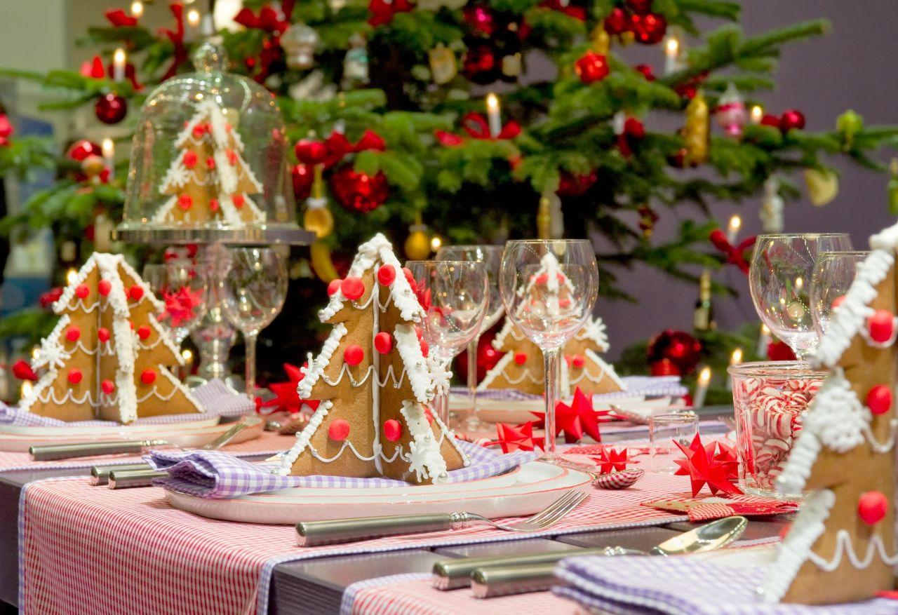 Idee originali per decorare la tavola a Natale - Vivo di Benessere