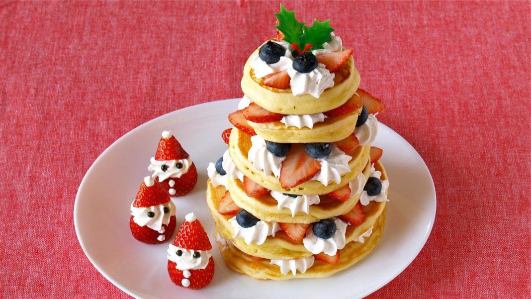 pancake-natale