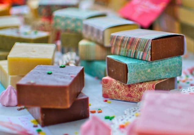 sapone al cioccolato