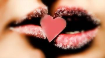 bocca baci san valentino trucco