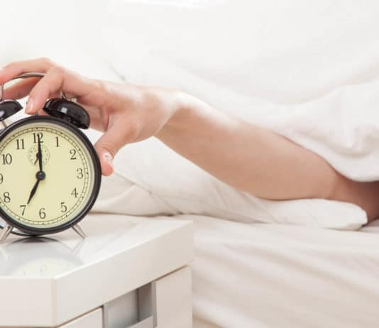 svegliarsi abitudine