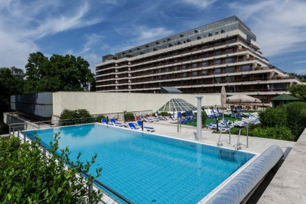 Danubius hotel Margitsziget budapest