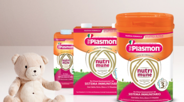 plasmon nutrizione tre