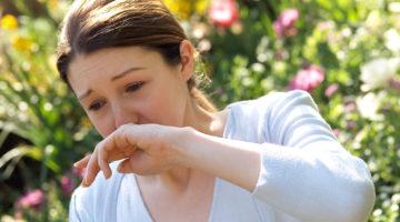 allergia rinite