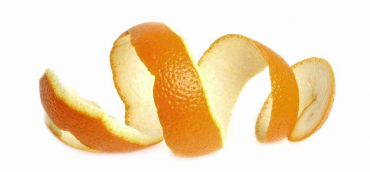 buccia di arancia