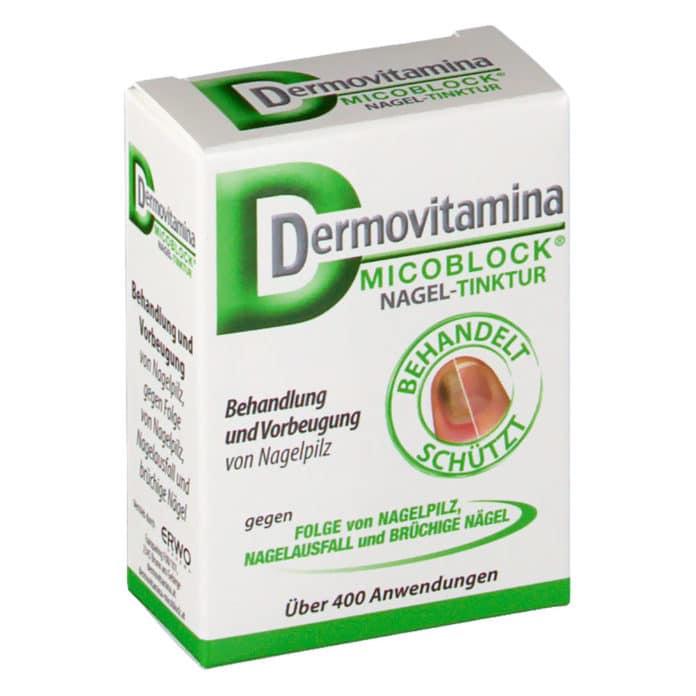 dermovitamina micoblock