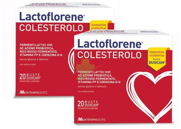 lactoflorene colesterolo 1