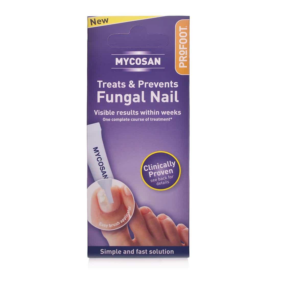 Come spalmare unghie con iodio da un fungo