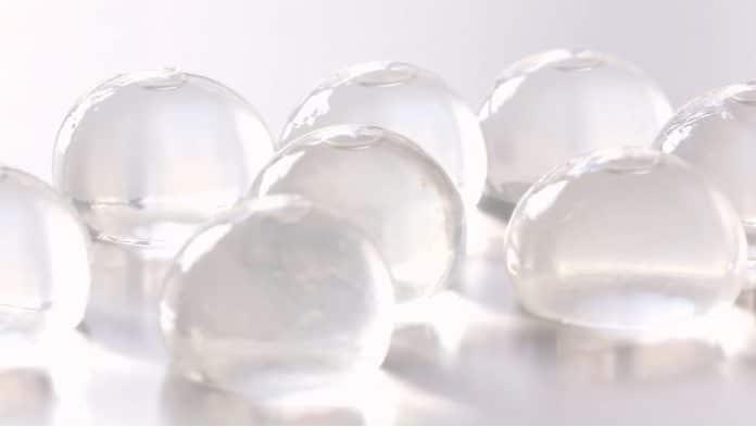 ooho bolla acqua