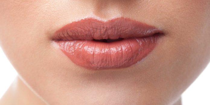 labbra carnose sangue drago