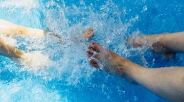 Trattamento micosi dell 39 unghia dr scholl la prova for Allergia al cloro delle piscine