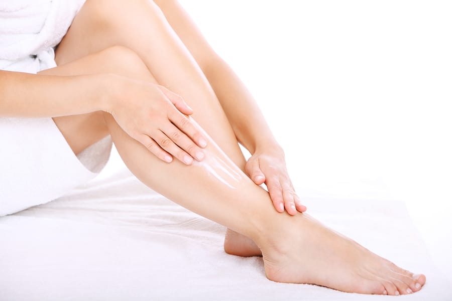 prurito gambe