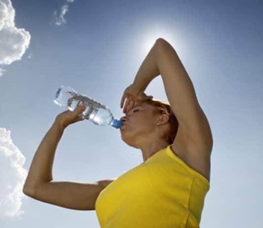 come evitare colpi di calore