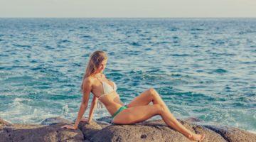 gambe bikini