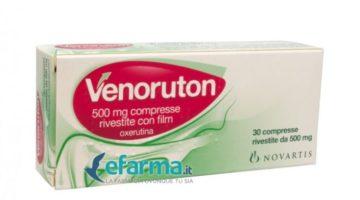 venoruton compresse