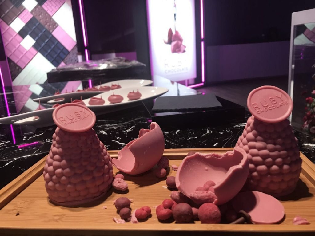 cioccolata rosa