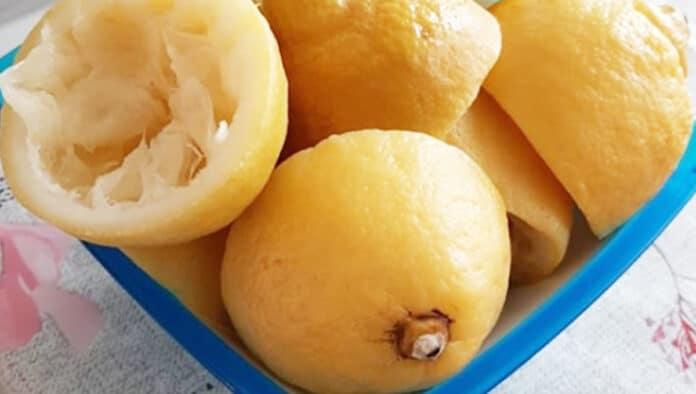 buccia-limone