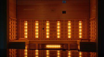sauna raggi infrarossi